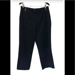 VEX Collection black Canadian made casual pants